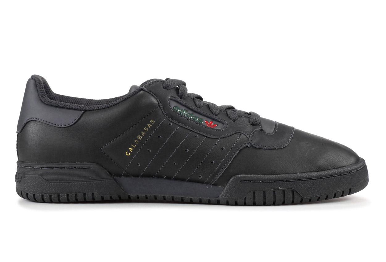 9053043320562 Adidas Yeezy Powerphase Calabasas Core Black