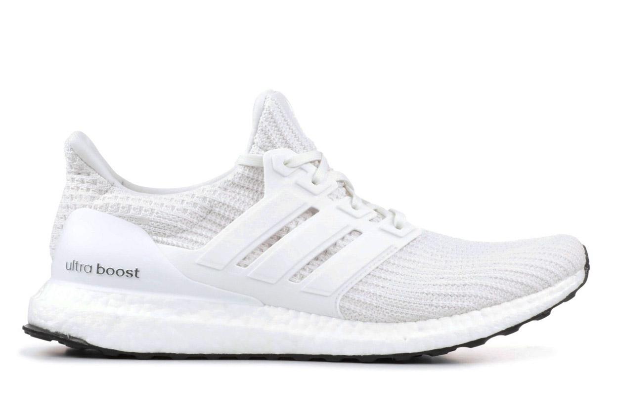97330df85c8 Adidas Ultraboost 4.0 Running White