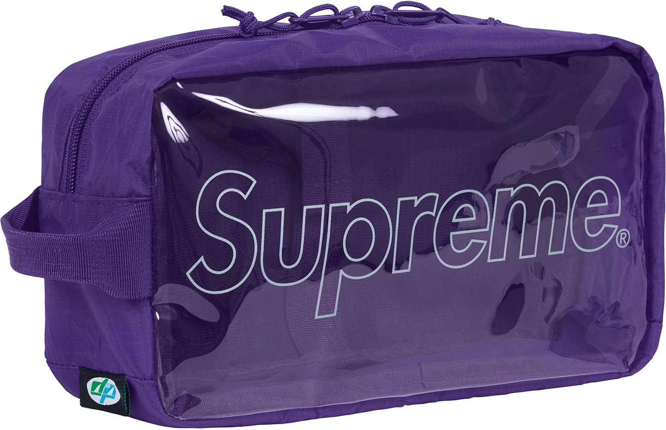 124357b0 Supreme FW18 Utility Bag Purple | Novelship: Buy and Sell Sneakers ...