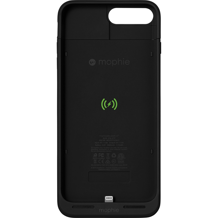timeless design f213f 6eb5e Supreme Mophie iPhone 8 Plus Juice Pack Black