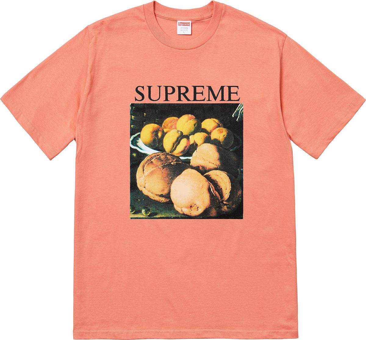 Supreme Still Life Tee Terra Cotta