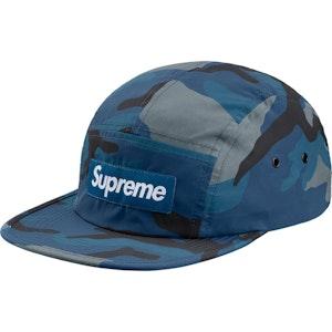 e2320248450 Supreme Rope Corduroy Camp Cap Bright Blue