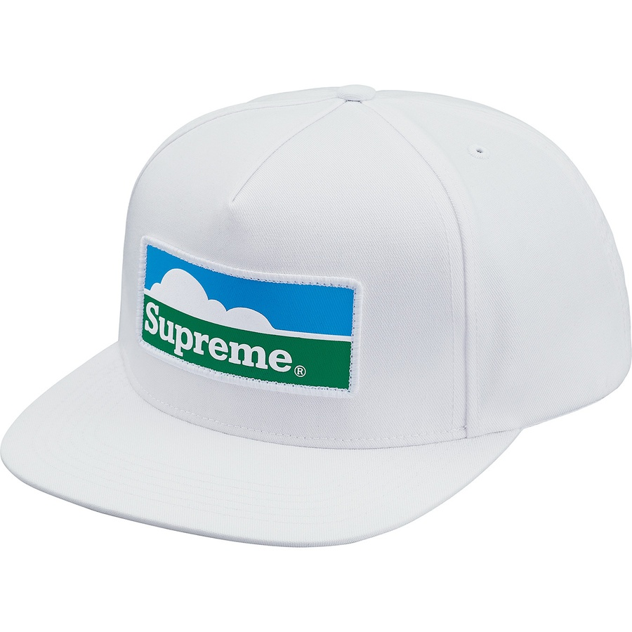 d0ee52ad Supreme Horizon 5-Panel White | Novelship: Buy and Sell Sneakers,  Streetwear, 100% Authentic