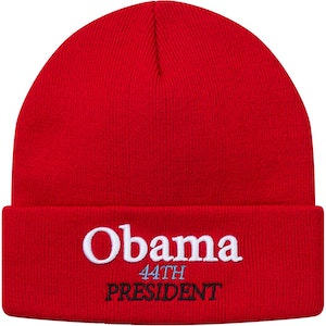 ce013868 Supreme Obama Beanie Natural | Novelship: Buy and Sell Sneakers ...