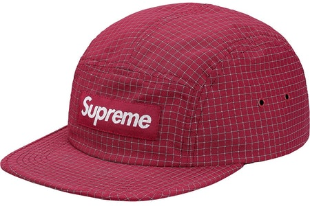a7887eed Supreme Geometric Ripstop Camp Cap Purple | Novelship: Buy and Sell ...
