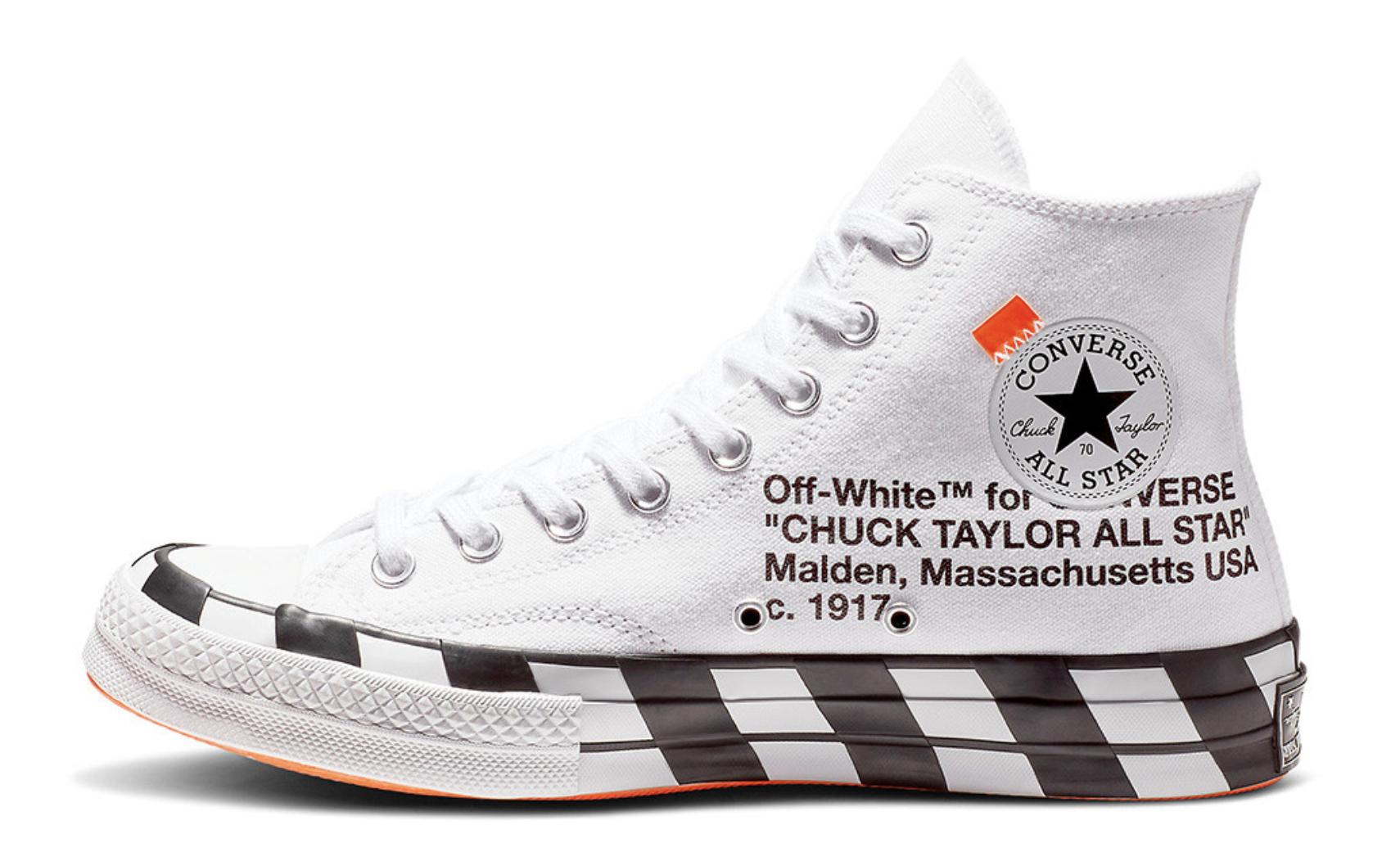 6898cd487b8a0d Converse Chuck Taylor All-Star 70s Hi Off-White