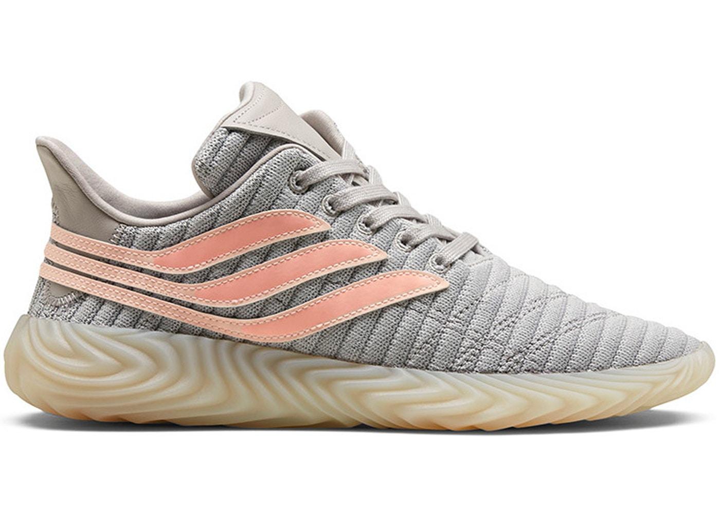 b6729373da2d7c Adidas Sobakov Grey Pink