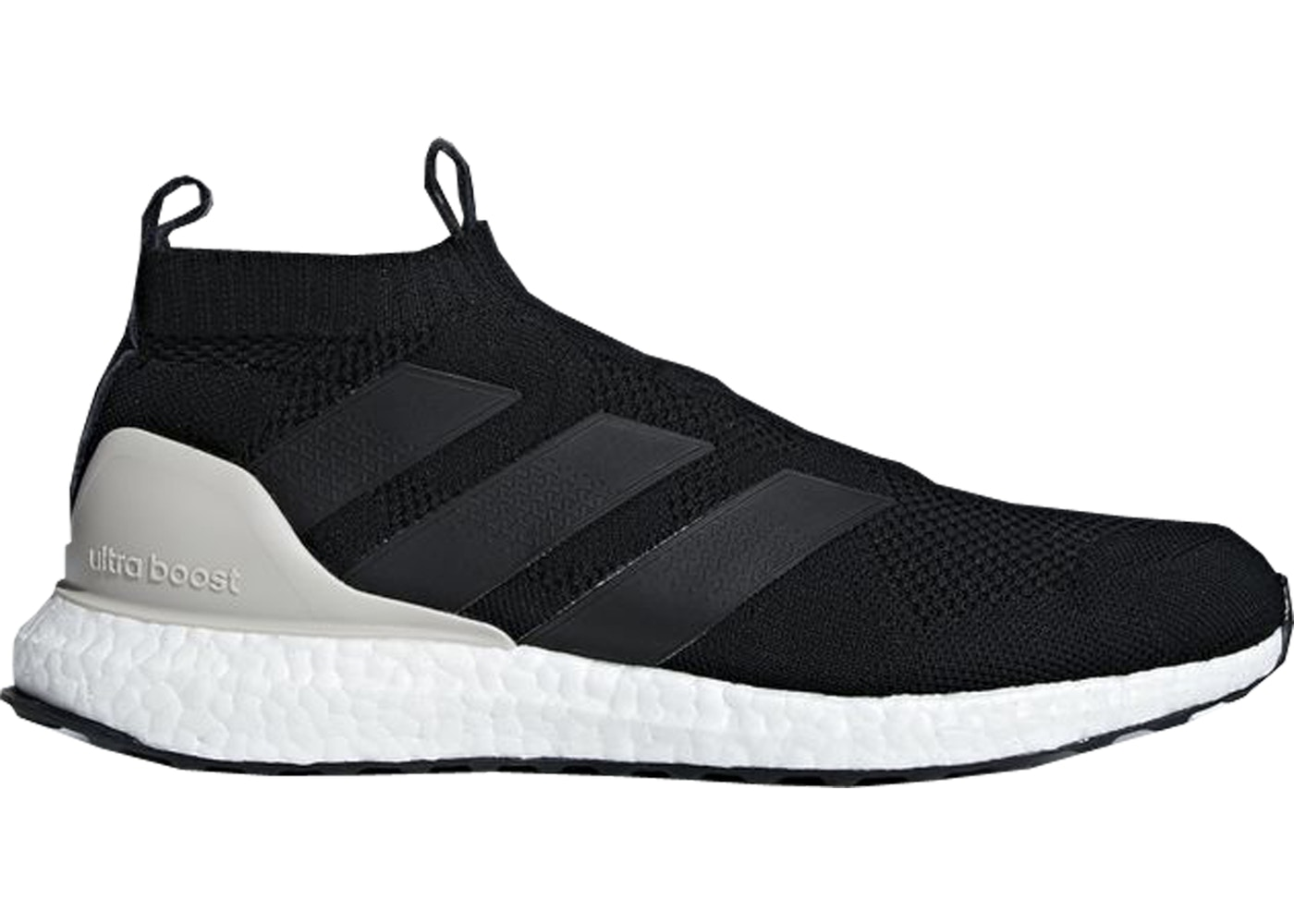 sports shoes 622d5 d0acd ... adidas ace 16+ ultraboost core black clear brown