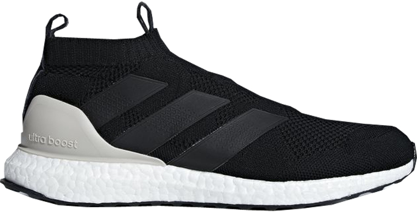 official photos 4443d 5eed0 Adidas Ace 16+ Ultraboost Core Black Clear Brown