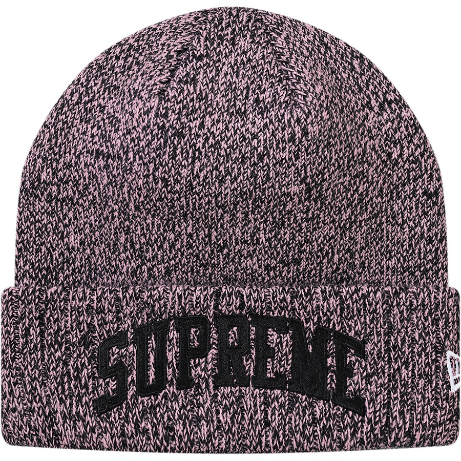 d47260d4af Supreme New Era Arc Logo Beanie Pink
