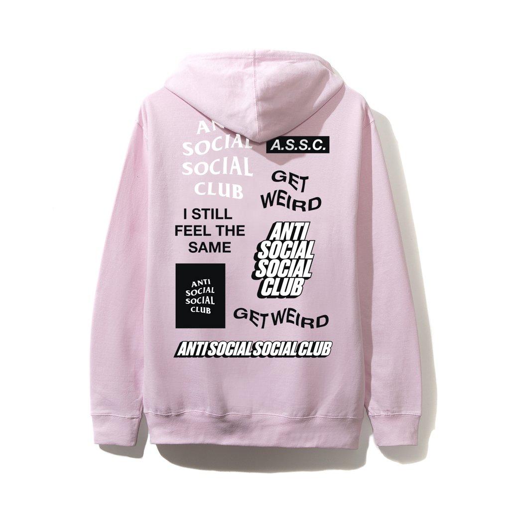 08a4014e3293 Bukake Pink Hoodie