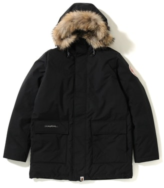 a3966ec5 Bape FW18 Long Down Jacket Black | Novelship: Buy and Sell Sneakers ...