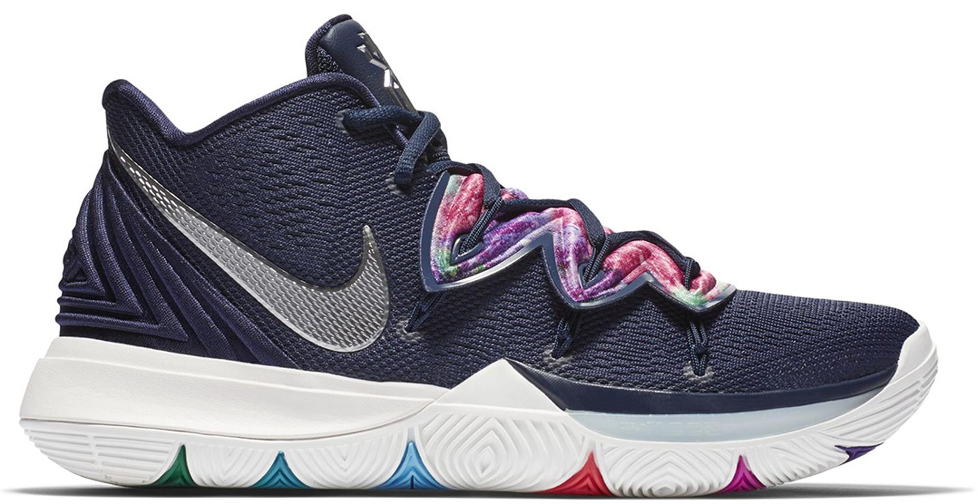 buy popular 9c86f 51802 Nike Kyrie 5 Multi Color