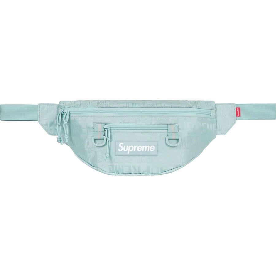 dc10035ce830 Supreme SS19 Waist Bag Ice
