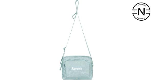 d6c9a59b75b3 Supreme SS19 Shoulder Bag Ice