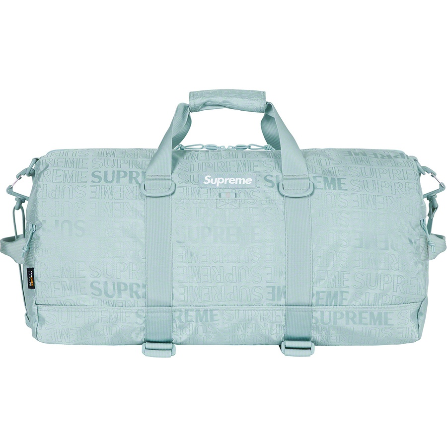 Supreme SS19 Duffle Bag Ice. Condition  Brand New 100% Authentic. One-size 62c057d8cd4ad