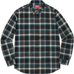 4a6545316 Supreme Quilted Faded Plaid Shirt Black | Novelship: Buy and Sell ...