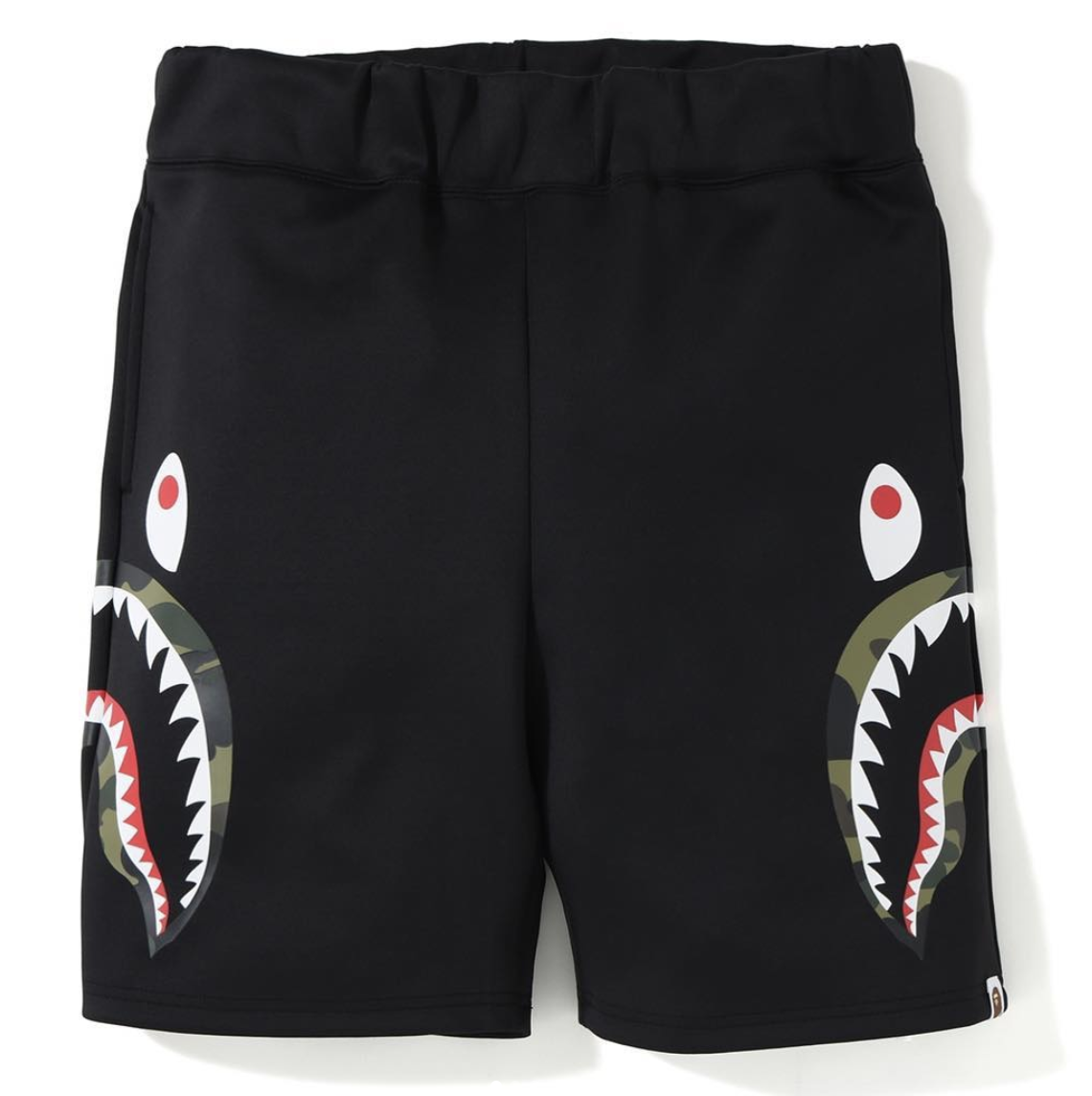 c5dd8298ab Bape Double Knit Side Shark Shorts Black | Novelship: Buy and Sell  Sneakers, Streetwear, 100% Authentic