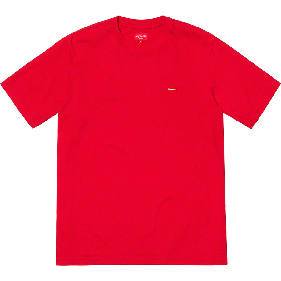 342d9b49 Supreme SS19 Small Box Tee Red | Novelship: Buy and Sell Sneakers,  Streetwear, 100% Authentic