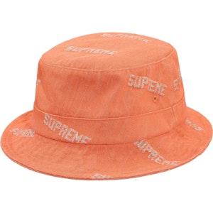 790274bcb7505 Supreme Corduroy Compact Logo Crusher Coral
