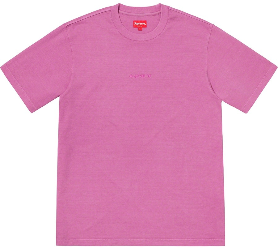 b760e6d18bf1 Supreme SS19 Overdyed Tee Magenta | Novelship: Buy and Sell Sneakers ...
