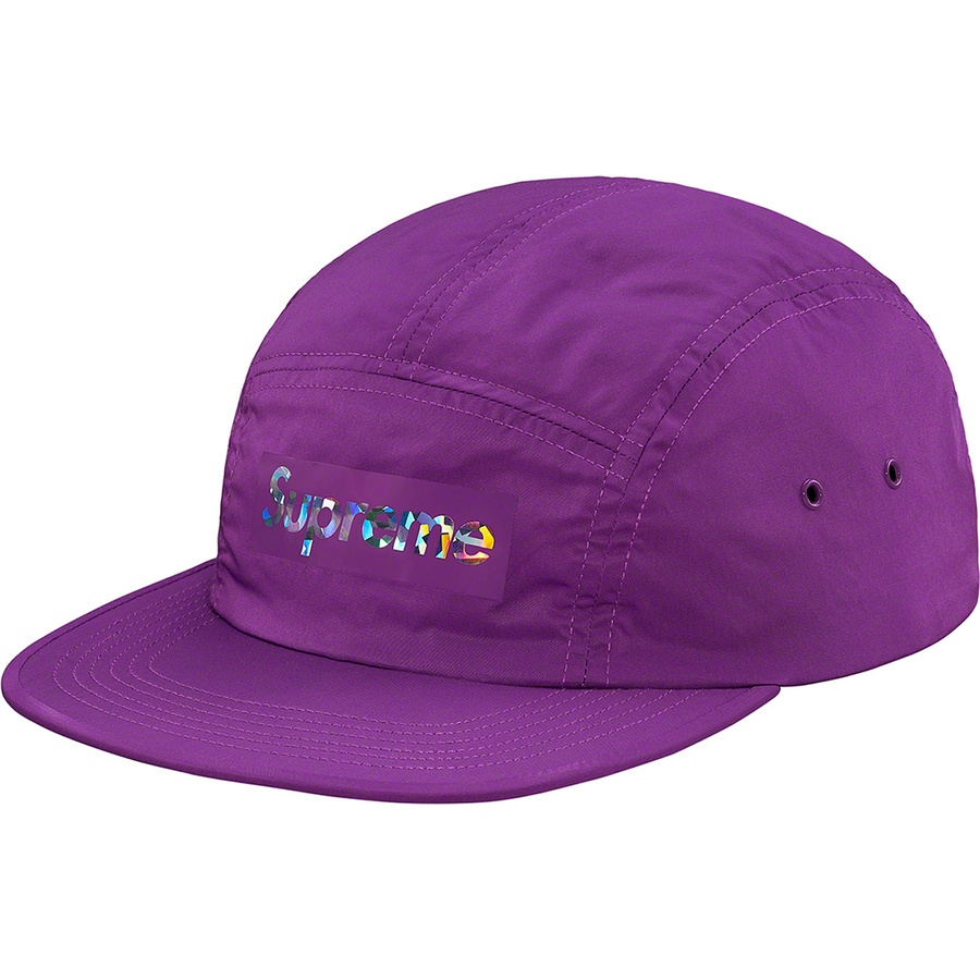 52acbed3 Supreme Holographic Logo Camp Cap Purple | Novelship: Buy and Sell  Sneakers, Streetwear, 100% Authentic