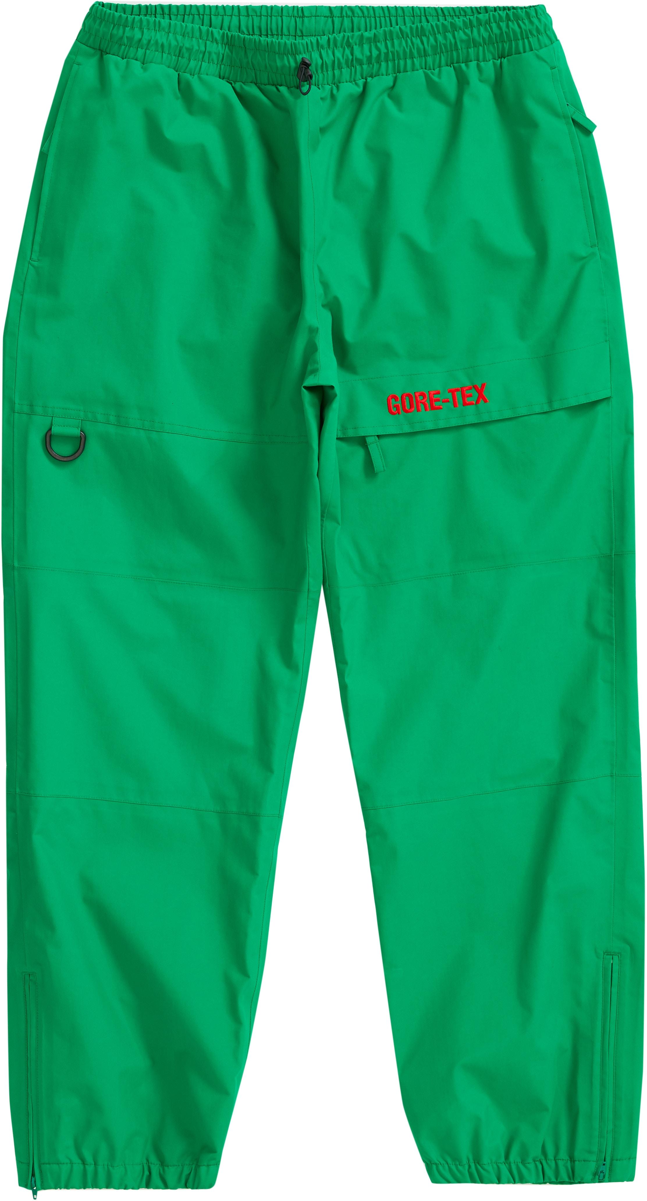 Supreme Gore Tex Pant Ss20 Green
