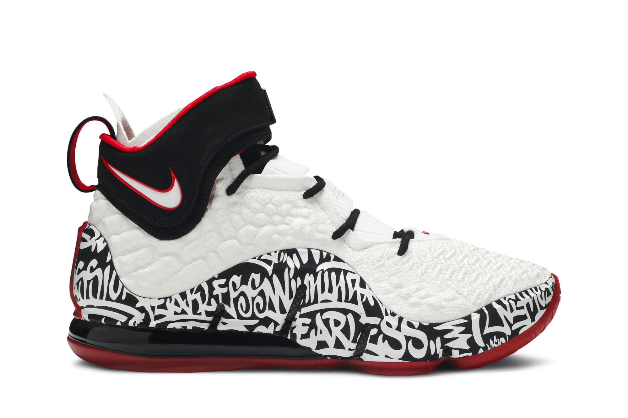 Nike LeBron 17 'LeBron 4 Graffiti