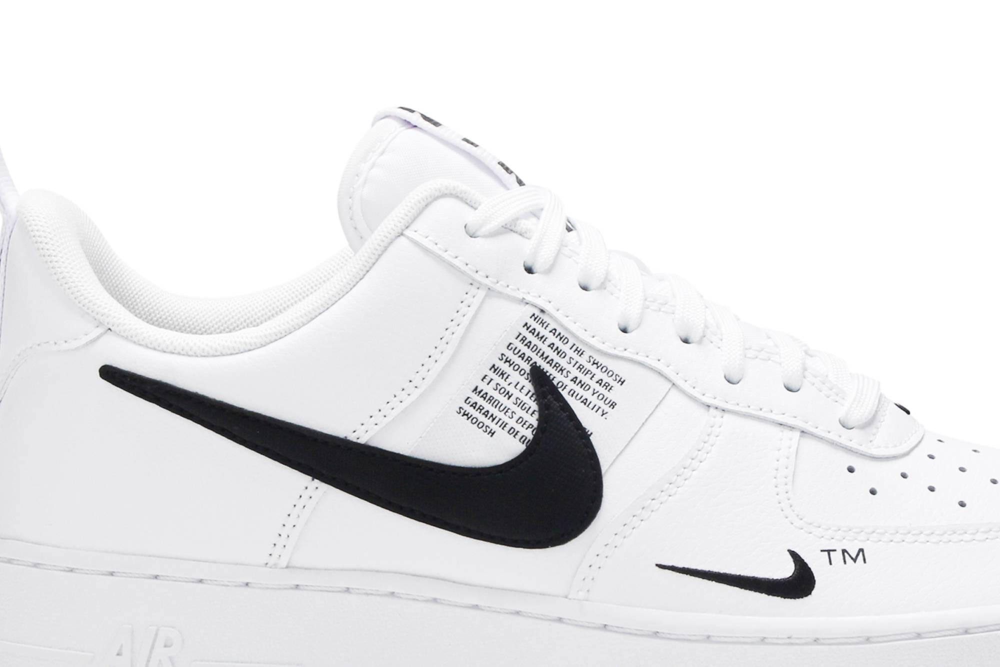 Nike Air Force 1 LV8 Utility 'White