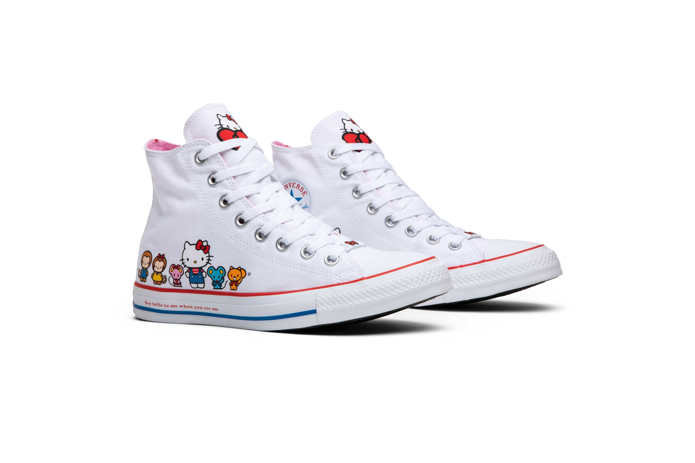 Hello Kitty x Converse Chuck Taylor All