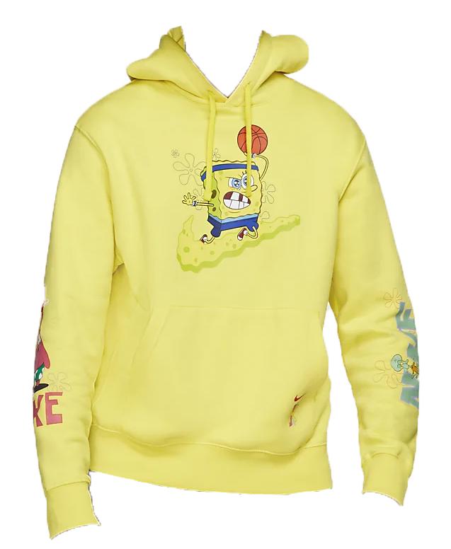 Nike Kyrie x Spongebob Dri‑Fit Hoodie