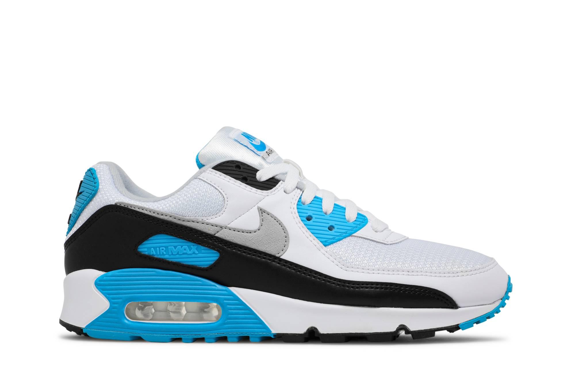 Nike Air Max 90 Retro 'Laser Blue' 20