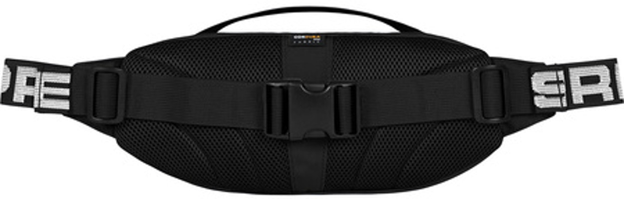 Supreme Ss18 Waist Bag Black Novelship